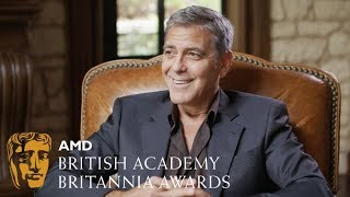 Download George Clooney has never met Matt Damon Video