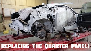 Download Rebuilding a Wrecked Turbo Scion FRS Part 3 Video