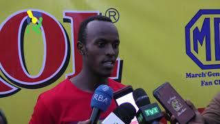 Download Rayon Sport FC yahembye umukinnyi w'ukwezi witwaye neza agatorwa cyane n'abafana Video