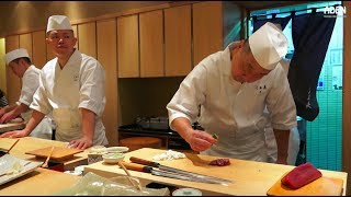 Download Sushi Chef in Tokyo - Dedication, Passion, Perfection Video