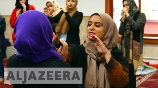 Download Muslims in the US fear hate-crime increase after Trump's win Video