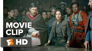 Download Rogue One: A Star Wars Story Movie CLIP - Jyn Rallies the Rebel Alliance (2016) - Movie Video