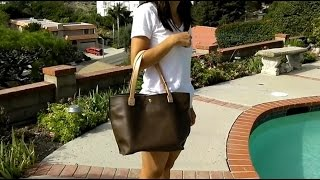 Download Home-Made Leather Tote Bag, How I Did It Video