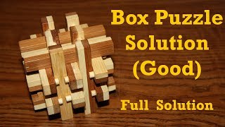 Download Box Puzzle Solution - Good Video