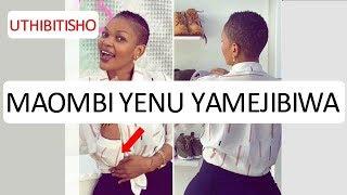 Download MUNGU MKUBWA! Wema Sepetu Leo Ameonesha Uthibitisho Kabisa INASISIMUA SANA Video