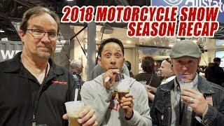 Download 2018 Motorcycle Show Season Recap Video