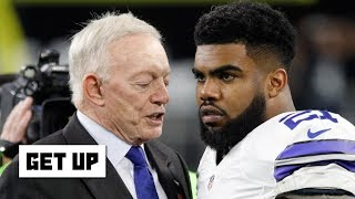 Download 'Wow, Jerry is mad' – Mike Greenberg on the 'Zeke Who?' joke aftermath   Get Up Video