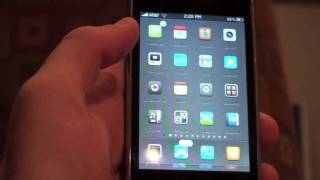 Download 3 Excellent Winterboard iPhone | iPod Touch Themes! - Cydia, HD Video