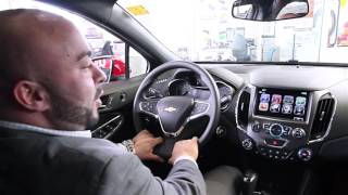 Download 2017 Chevrolet Cruze Hatchback RS Walkaround - Mike Your Car Guy Video