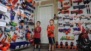 Download Nerf War: The Arsenal Video