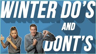Download Men's Winter Style Do's and Don'ts | Men's Winter Style Tips Video