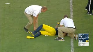 Download Football Kicker Tackles Video