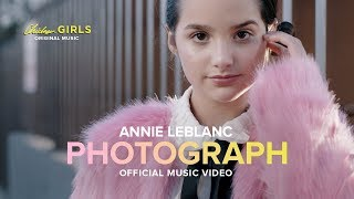 Download PHOTOGRAPH | Official Music Video | Annie LeBlanc Video