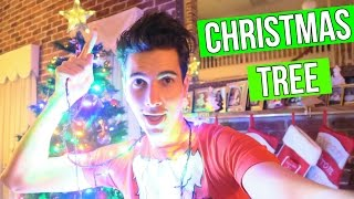 Download Putting Up The Christmas Tree!!! | VLOGMAS DAY 1 2016 Video