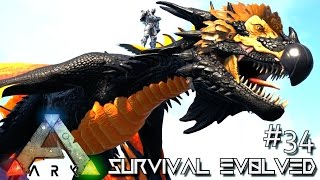 Download ARK: SURVIVAL EVOLVED - NEW DodoWYVERN TAMING !!! E34 (MODDED ARK CENTER GAMEPLAY) Video