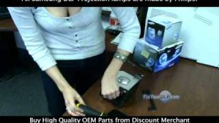 Download FixYourDLP's The Real Truth About OEM: Samsung DLP TVs Video