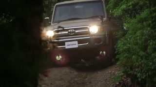 Download Land Cruiser 70: Japan Re-release Video