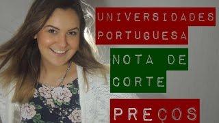 Download [ESTUDANDO EM PORTUGAL] QUAIS UNIVERSIDADES | NOTA DE CORTE | PREÇO Video