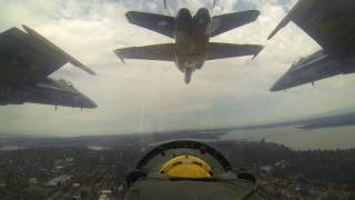Download Blue Angels - Slot Looking Forward Part 2 - Seattle - August 2014 Video