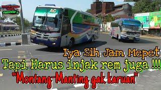 Download Kumpulan Manuver ″DEWA″ Bus Jawatimuran saat di Terminal (Ir. Soekarno) KLATEN Video