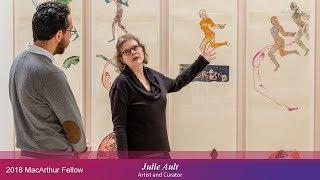 Download Artist and Curator Julie Ault | 2018 MacArthur Fellow Video