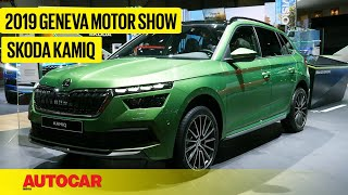 Download Skoda Kamiq | First Look Preview | Geneva Motor Show 2019 | Autocar India Video