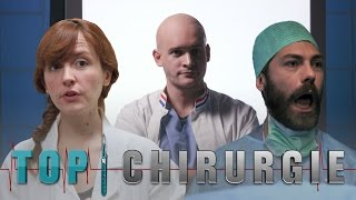 Download TOP CHIRURGIE (feat. Justine Le Pottier & Vincent Tirel) Video