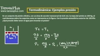 Download Lección 3 Presión en un sistema agua-cilindro-pistón y manometros en U Video