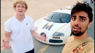 Download HE DESTROYED THE BUGATTI !!! Video