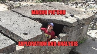 Download Machu Pic'chu: Explorations And Analysis: August 2017 Video