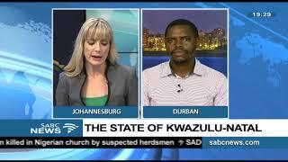 Download The state of KZN politics - Lukhona Mnguni Video