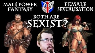 Download Sexualisation and Male Power Fantasy Video
