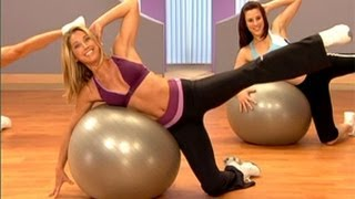 Download Denise Austin: Core & Legs Workout Video