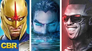 Download The Official MCU Phase Four Timeline Explained Video