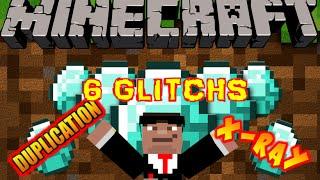 Download 6 GLITCHS DANS MINECRAFT 1.8 - XRAY ET DIAMANTS INFINIS Video