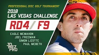 Download 2018 Las Vegas Challenge | Rd4, F9, MPO | McMahon, Freeman, Lizotte, McBeth Video