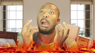 Download THE FLOOR IS LAVA PARKOUR! | Hot Lava Video