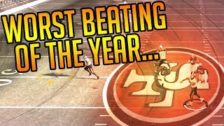 Download My Worst Beating Of The Year! Budget Squad! No Money Spent Team! Madden 18 Ultimate Team Video