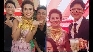 Download Đám cưới khủng ở Đồng Nai: Cô dâu vàng đeo trĩu cổ, rước dâu bằng xe Bentley và mời cả ca sỹ Cẩm Ly Video