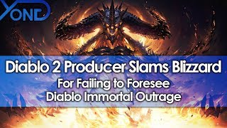 Download Diablo 2 Producer Slams Blizzard for Failing to Foresee Diablo Immortal Outrage Video