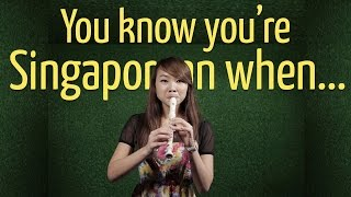 Download You Know You're Singaporean When... (Ft. Jeremy Hellven) Video