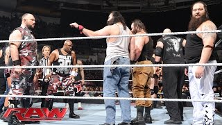 Download WWE's most dominant groups collide: Raw, December 7, 2015 Video