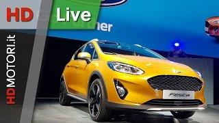 Download Nuova Ford Fiesta 2017: anteprima di HDmotori Video