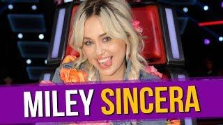 Download Miley Sincera: Melhores Momentos The Voice (Paródia) Video