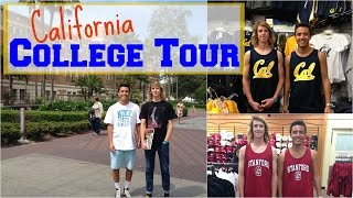 Download College Tour USC, UCLA, Berkeley, Stanford, Pepperdine, LMU, UC Davis Video