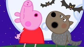 Download Peppa Pig Official Channel 🎃 Danny Dog 'Becomes' a Werewolf at Night | Halloween Special 🎃 Video