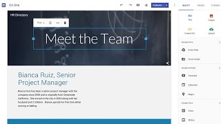 Download The new Google Sites (:90) Video
