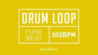 Download Funk Drum Loop 102 BPM Video