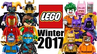Download Top 25 Most Wanted LEGO Sets of Winter 2017! Video