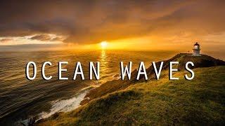 Download BREAKING THE WAVES /// 8 Hours Ocean Waves, Coastal Winds, Seagulls [ASMR Ambience] Video